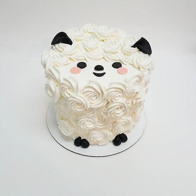 Little Lamb Cake!