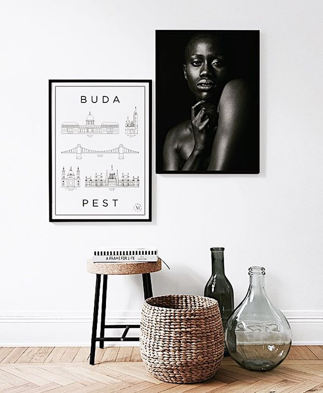 Combo! #HelloMonument #budapest #poster #print #combo #combination #decor #home #homedecor #picture #wall #interior
