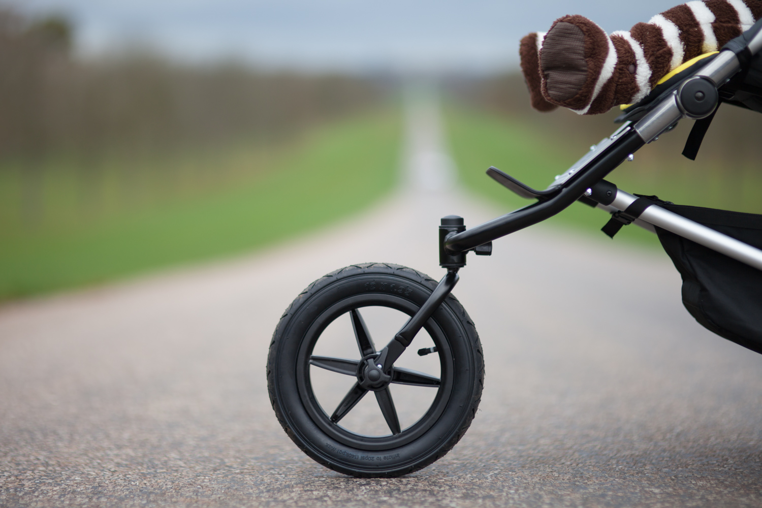 Difference Fixed Front Wheel Vs Swivel Front Wheel Running Buggy