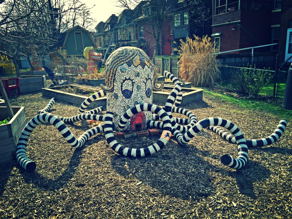 The Octopus Garden Nurie Agnes Jeong