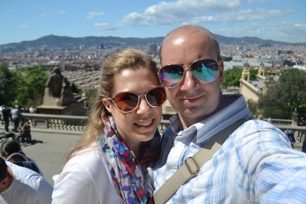 Honeymoon - From Pasta to Pints via Pernil - Caitlin & PaulRani worked with us to book our dream honeymoon in Europe. She helped us sort through the countless choices for travel and accommodations, and even got us an upgrade on our hotel room in Madrid. Nothing brings peace of mind while you're actually on the trip like having a travel agent to back you up, should anything go awry (which fortunately it didn't!).