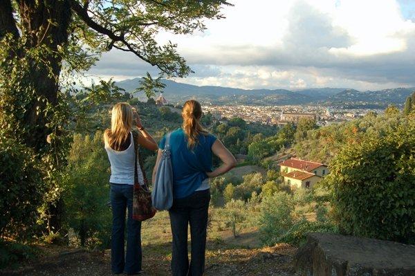 Image taken by Rani Cheema in Florence