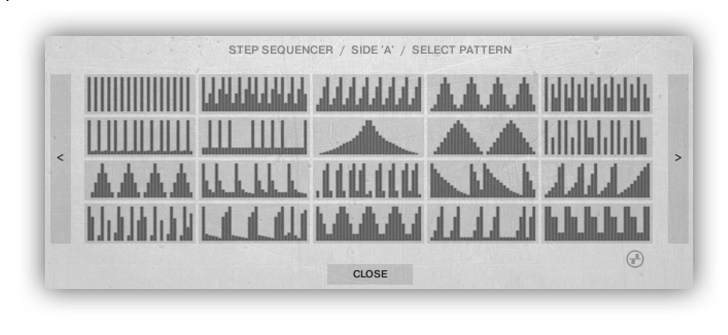 40 Step Sequencer Patterns