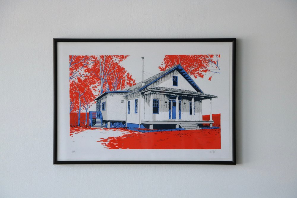 screenprinted-house-custom-commission