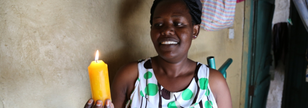 Mwangaza Candles, Josephine