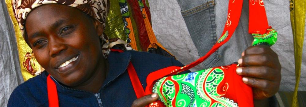 Recycled Bags, Faith
