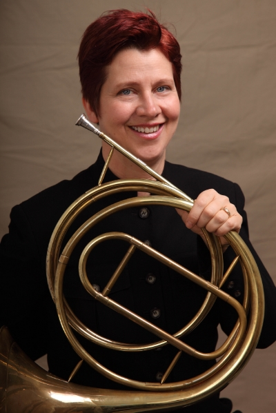 "Alexandra Cook - French Horn 2Alexandra has been playing horn in the metropolitan area for the past twenty five years. She started her career as a chamber musician playing with the award winning woodwind quintet Vox Nova. Alexandra has performed with Orchestra of St. Lukes, Orpheus Chamber Orchestra, New York City Opera, Brooklyn Philharmonic, American Composers Orchestra and Riverside Symphony, and has held positions with the Northeastern Pennsylvania Philharmonic, New Haven Symphony, and Orchestra of New England. Miss Cook has also played numerous Broadway shows including Gypsy, Secret Garden, The Who's Tommy, King and I, Titanic and is currently a member of the Lion King Orchestra.As a student studying horn and performance practice at SUNY Purchase, Miss Cook pursued her interest in original instruments. As a result she has been an active member of the original instrument movement from the beginning of her career. On period instruments, Alexandra has performed and recorded with many early music ensembles; American Classical Orchestra, Philharmonia Baroque, Smithsonian Chamber Music Society, Amor Artis, Apollo Ensemble, Concert Royal, REBEL Baroque Orchestra, Trinity Baroque Orchestra, New York Collegium and American Bach Soloists. The American Classical Orchestra Recording of the Beethoven Sextet and Septet, was reviewed by the American Record Guide and writes ""These are wonderful boyant performances…"" ""the best performance now available"".amerclassorch.org"