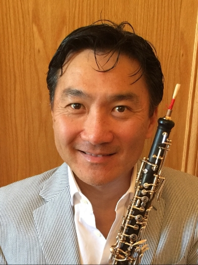 Tuck Lee - Oboe / English Horn / Bass OboeTuck was born in Seoul, South Korea and immigrated to the USA (St. Charles, IL) with his family at age six. He studied with Ray Still, former Principal Oboist of the Chicago Symphony Orchestra, while at Northwestern University (BM, MM). As a student, he was invited to play chamber music at Fountainebleau, France. During his graduate studies he won his first job, as Oboist with the Florida Philharmonic Orchestra.Tuck has also held positions with the New World Symphony under Michael Tilson Thomas, the Malaysian Philharmonic, and Ravinia Festival Orchestra, and has performed with Chicago Symphony Orchestra, and San Francisco Symphony.