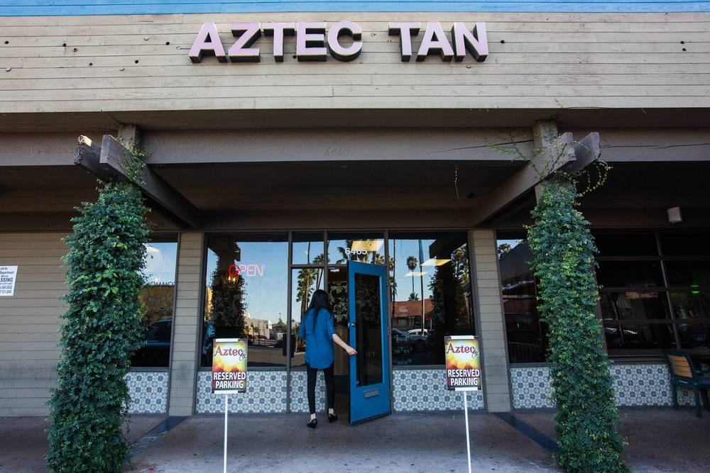 Aztec tan spa san diego 39 s best body wrap studio for A salon san diego