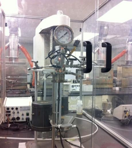 100 mL 生物质液化制备生物原油反应器(10-20克/批)