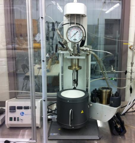 500 mL 加氢处理升级生物原油 HDO 反应器