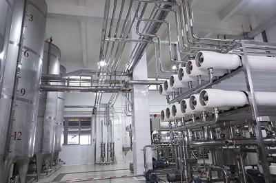 Ultrafiltration refining