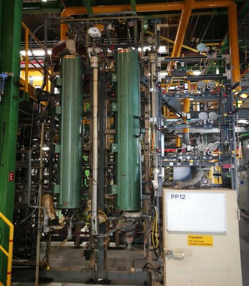 PP-12 加氢处理/加氢裂化反应器