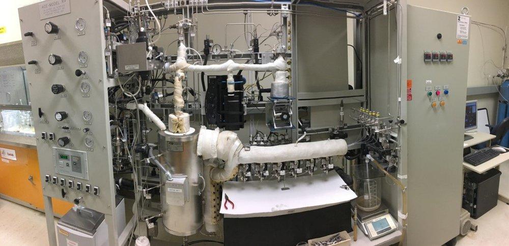 PP-26 高级裂解评估装置