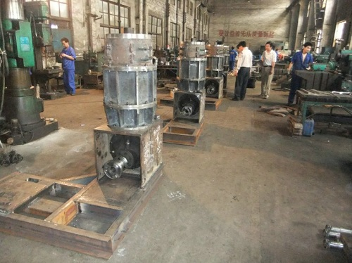 pelletization equipment manufacturing at Luoyang.jpg