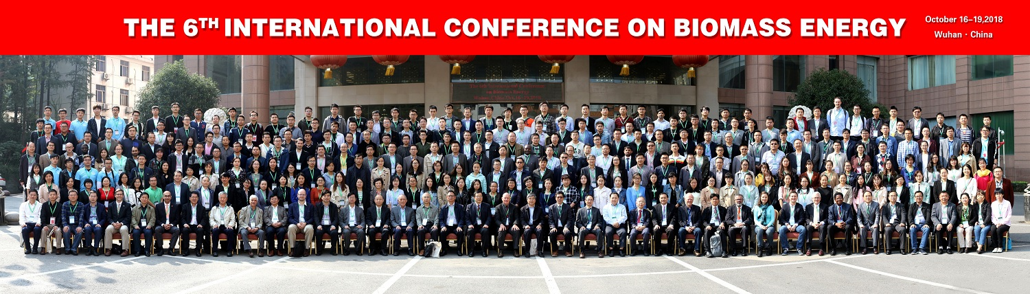 C CBC Co Organized The 6th International Conference On Biomass Energy ICBE 2018