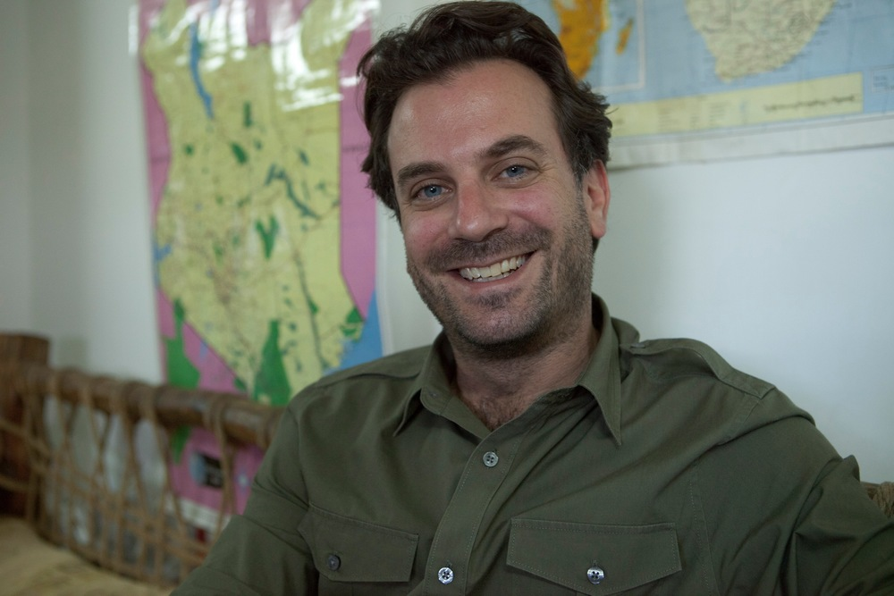 Bradley Broder, Executive Director