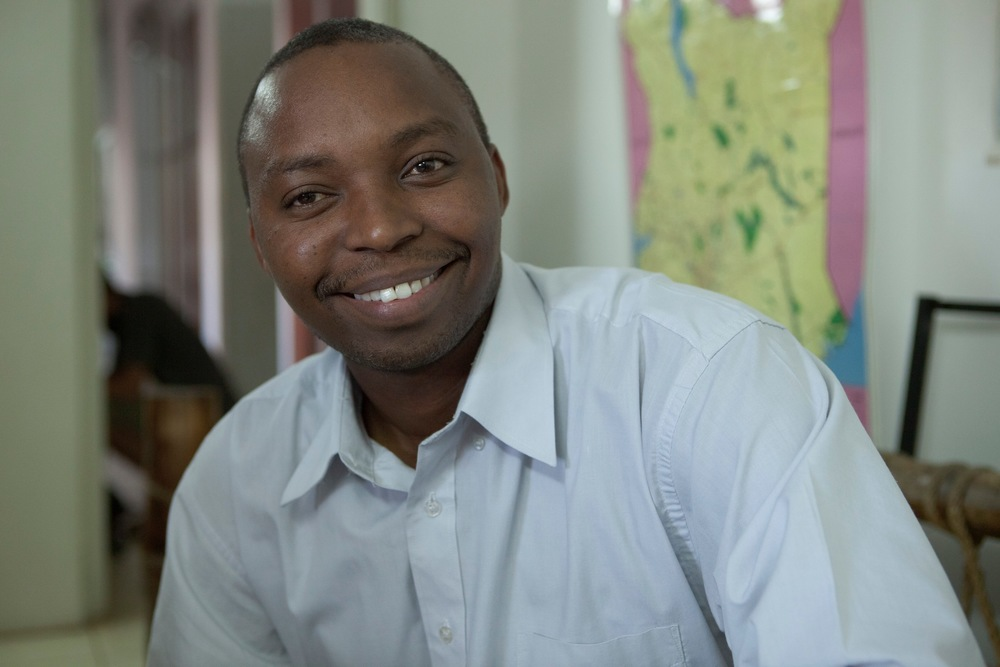 Dominic Muasya, Country Director, Kenya