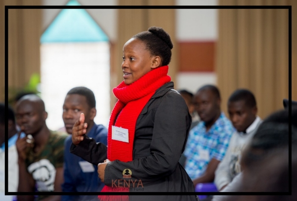 An incredible  80% of KEF's 2017 graduating class qualified to join colleges compared to Kenya's  national average of only 16%!