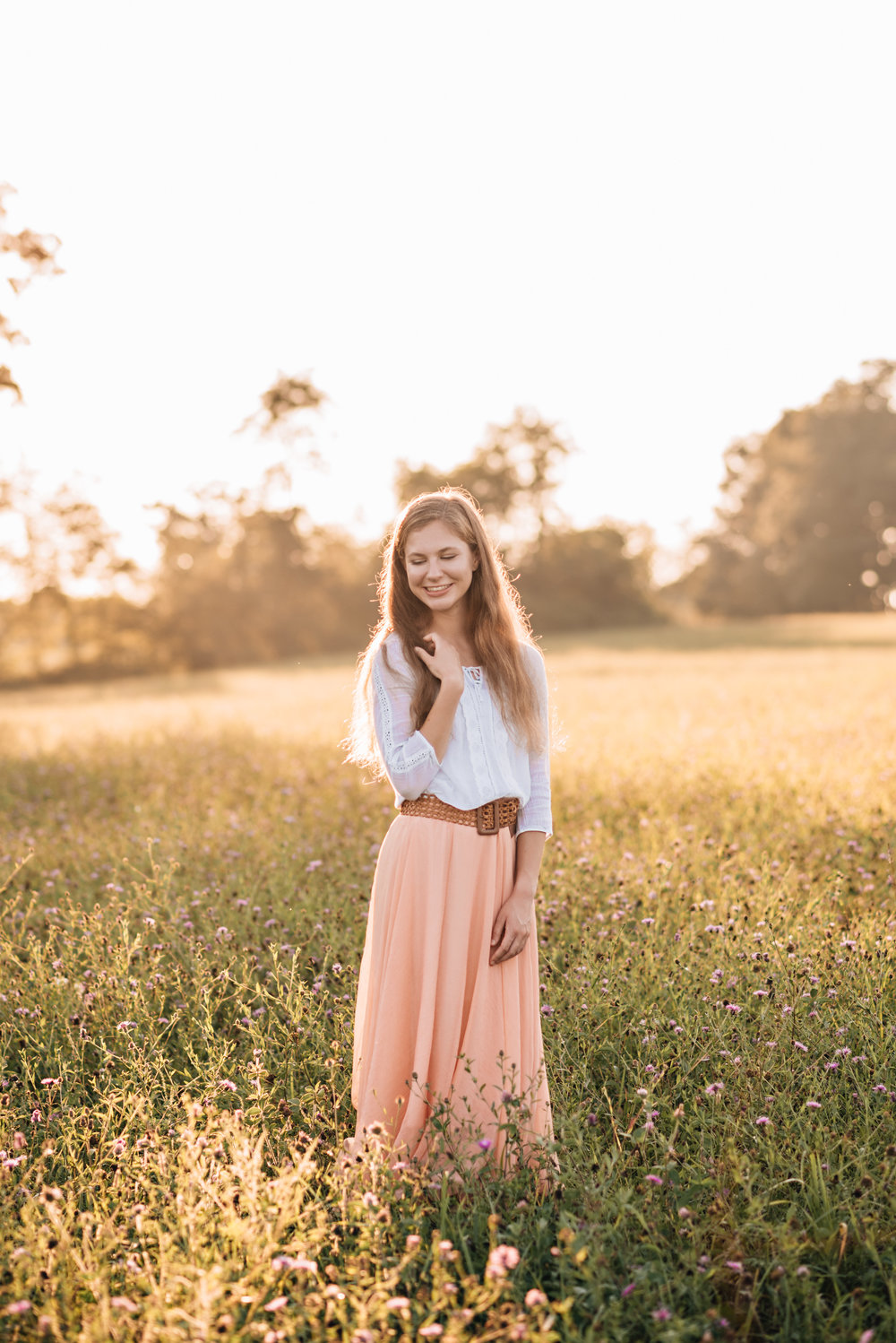 maryland senior portrait photographer