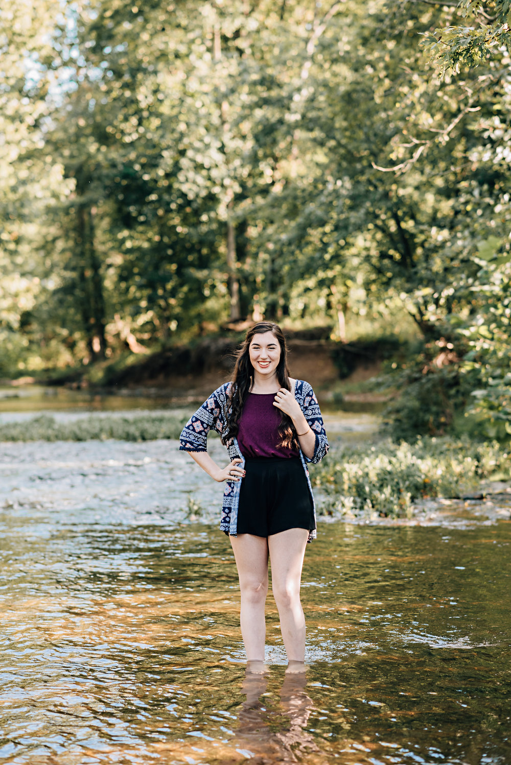 maryland senior portraits