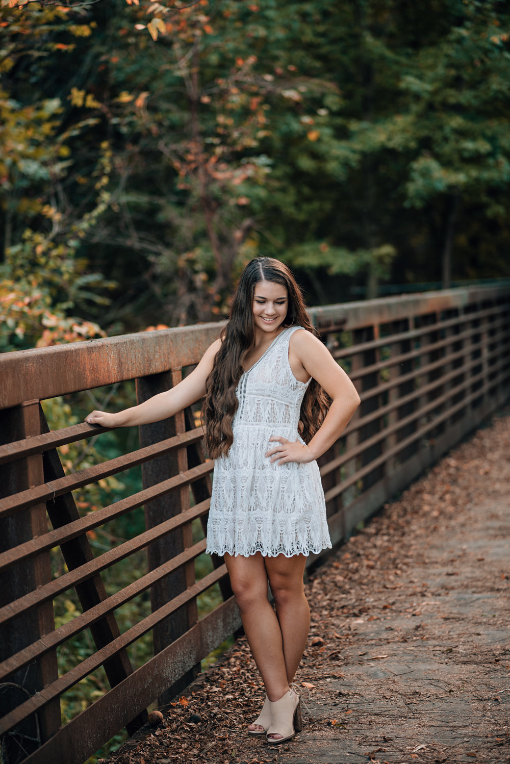 best Maryland senior portrait photographer