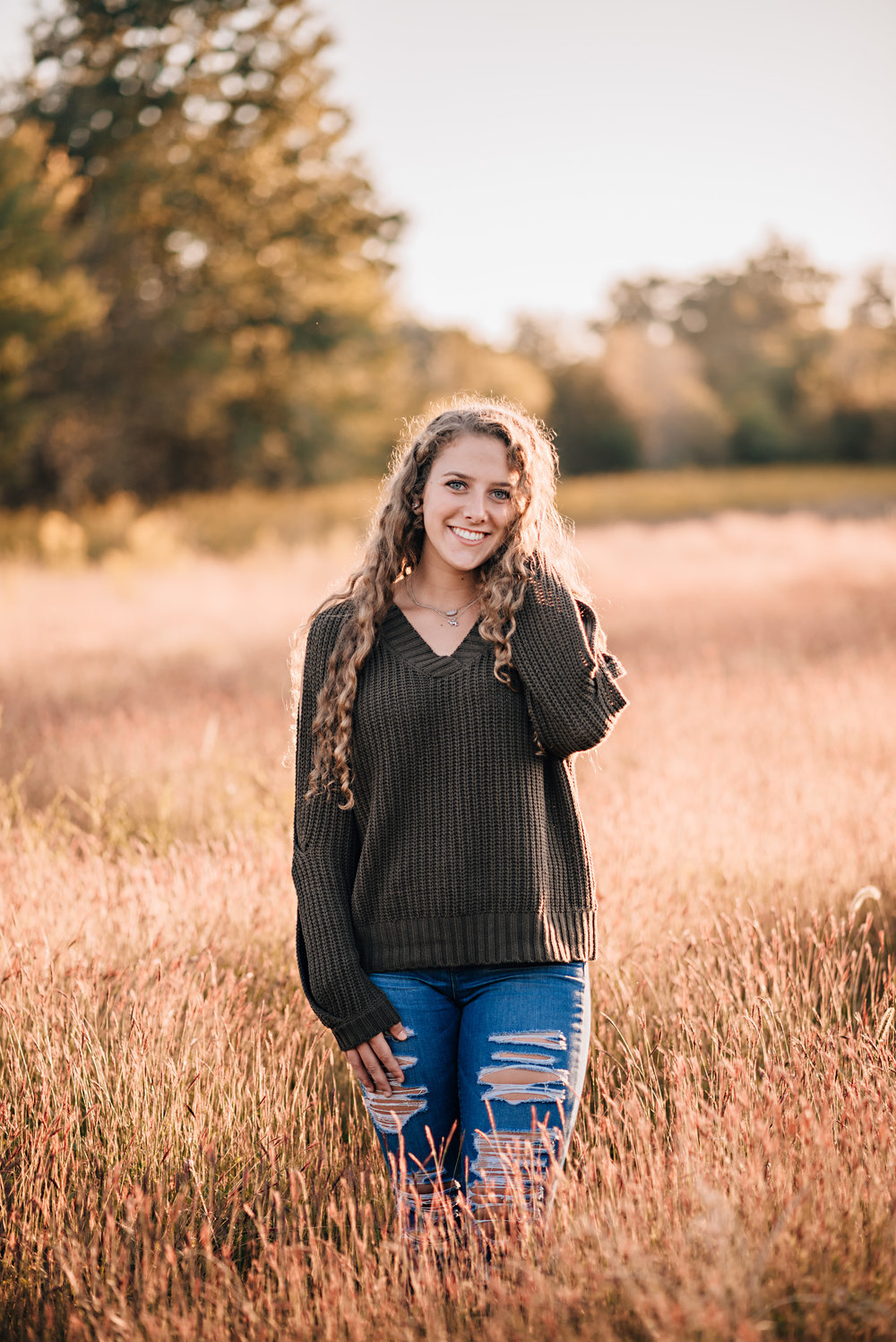 Carroll County MD senior portrait photographers