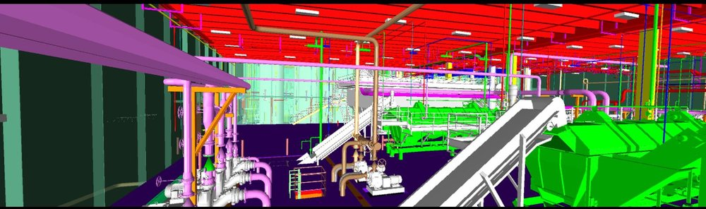 3D DATA mODEL FOR MANUFACTURING OPERATION