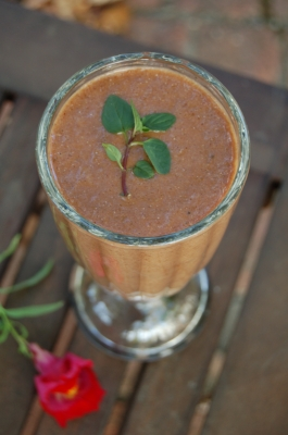 Beautiful Chocolate Smoothie.JPG