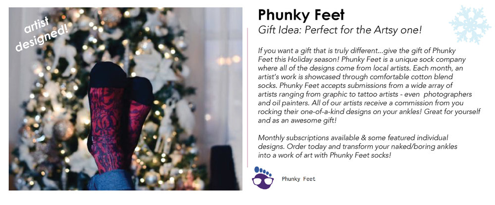 Photo Credit: @Frankodean   -   Shop the Look:  Phunky Feet Website
