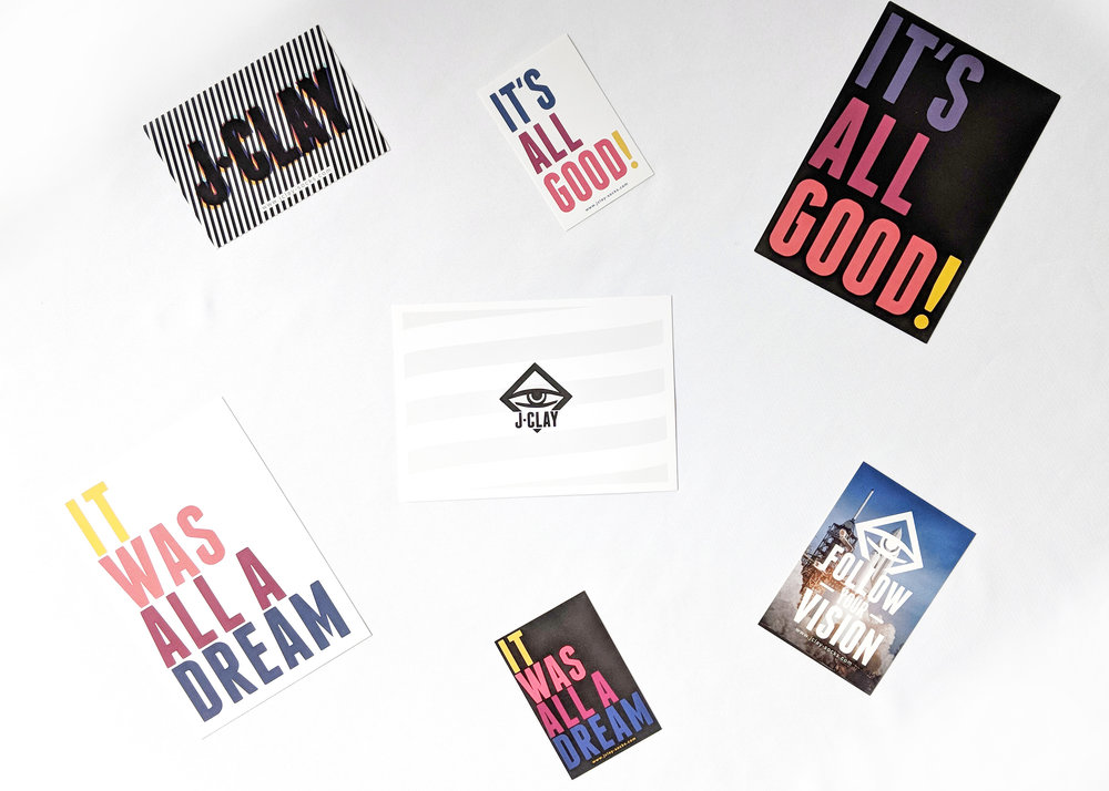 J.Clay stickers make the branding relevant - it goes so good with the sneaker culture - Photo Credit: The Sock Review