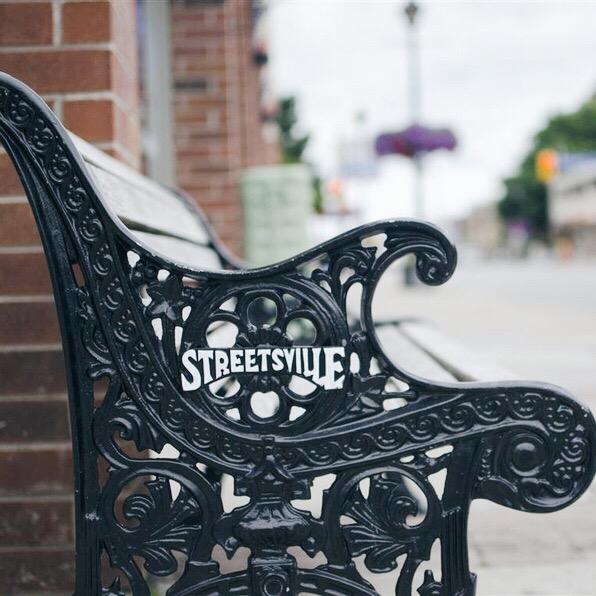 Instagram:   #  streetsville