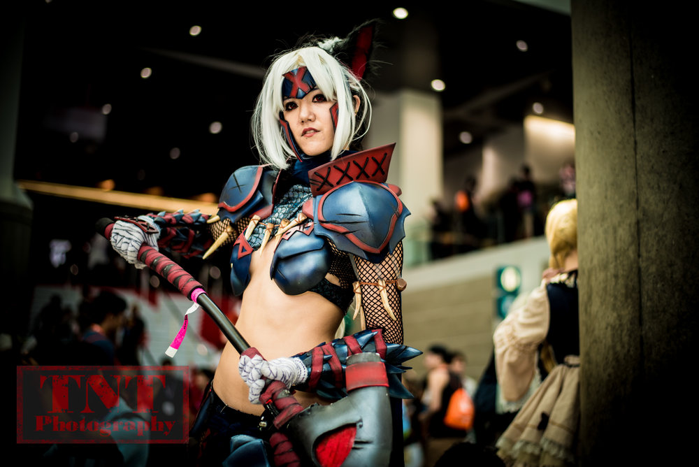 Anime Expo - Los Angeles, Ca