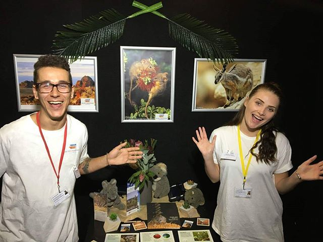 Hello Sydney!  From today until Sunday our amazing @bushheritageaus fundraisers are at the Mind Body Spirit Festival in Darling Harbour's International Convention Centre! Get on down this weekend and pop in to have a chat about Bush Heritage Australia's vital conservation work and see how you can be a part of saving our native flora and fauna! ❤ Event details: http://www.mbsfestival.com.au/sydney/visitor-info/sydney-festival/