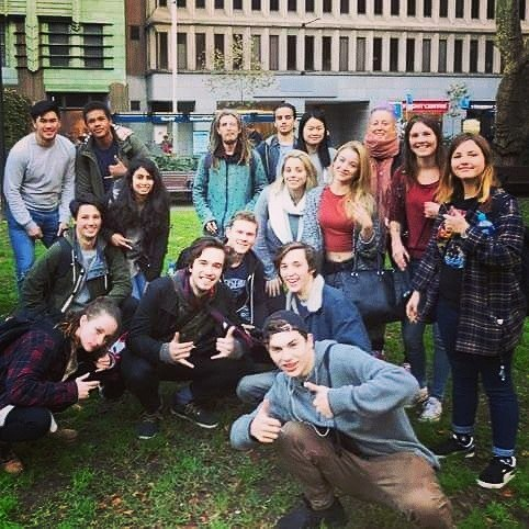 Team Sydney loves a nice morning meeting at the park! Do you have a passion for people and making a real difference in the world? Check out our website for employment opportunities! :D #lifeatpublicoutreach #pofamous #worktomakechange  http://www.publicoutreachaustralia.com/workwithus/