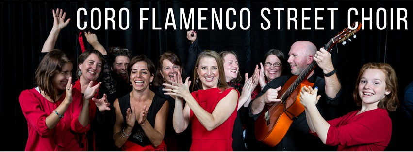 Coro Flamenco Street Choir