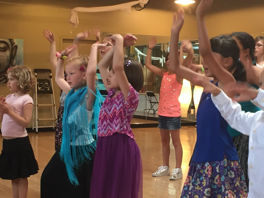 Flamenco Camp for Kids! July 10-14
