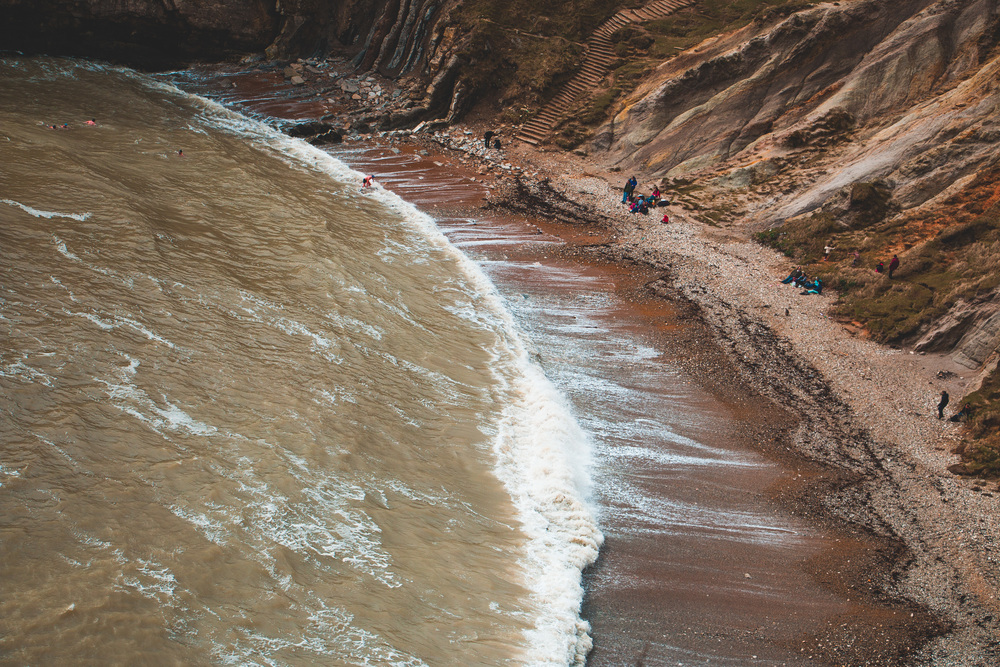 The Jurassic Coast, Dorset, UK