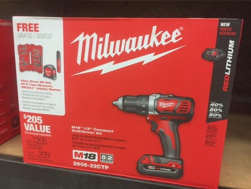 For your handyman or woman, $139 (marked down from $205!)
