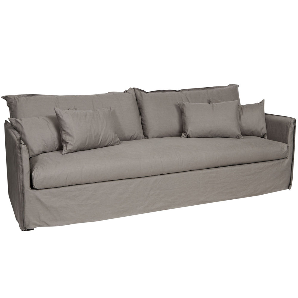 crew bungalow 3.5 seater sofa -