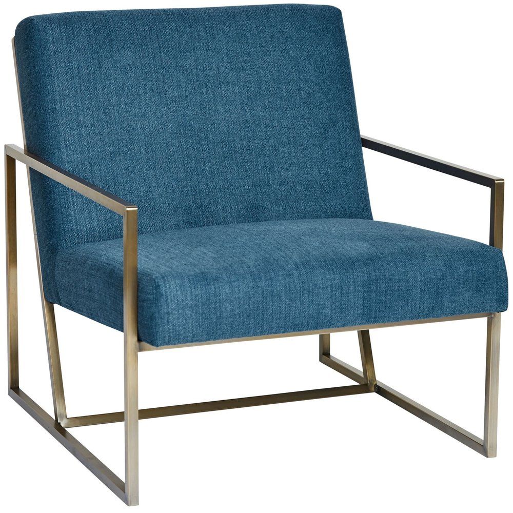 melrose barton armchair - simple and elegant
