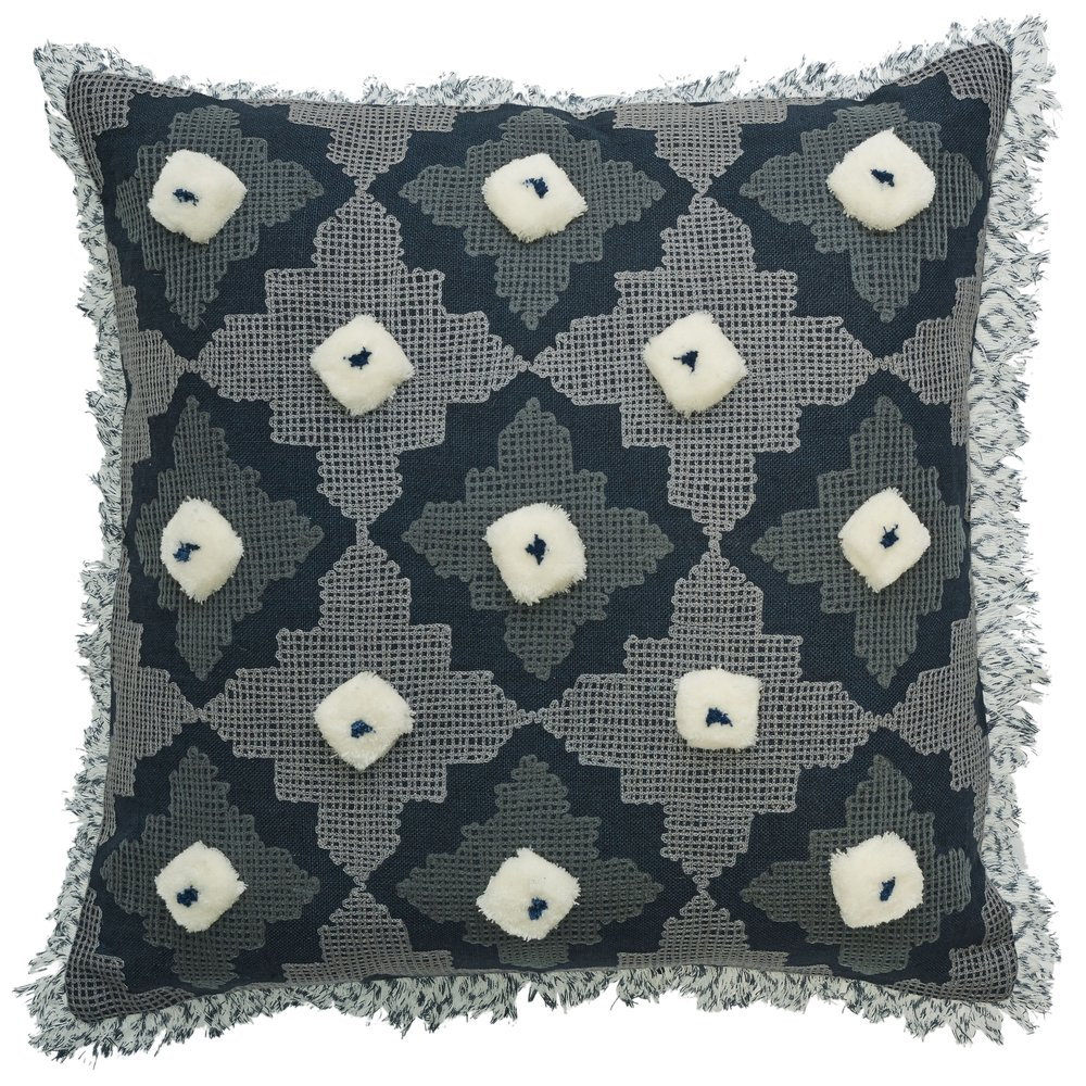 porter atlantis cushion - perfectly geometric
