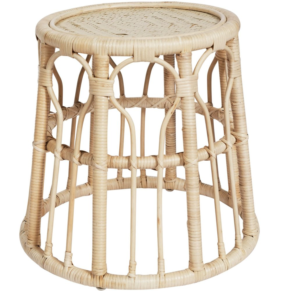 palm springs side table - just the right amount of boho