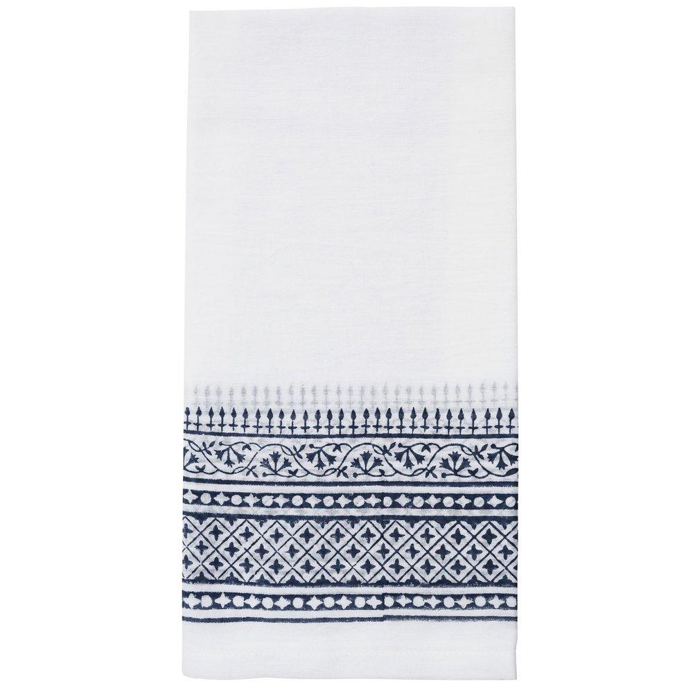campana border napkin -