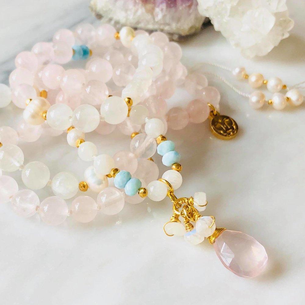 Custom Mala Beads