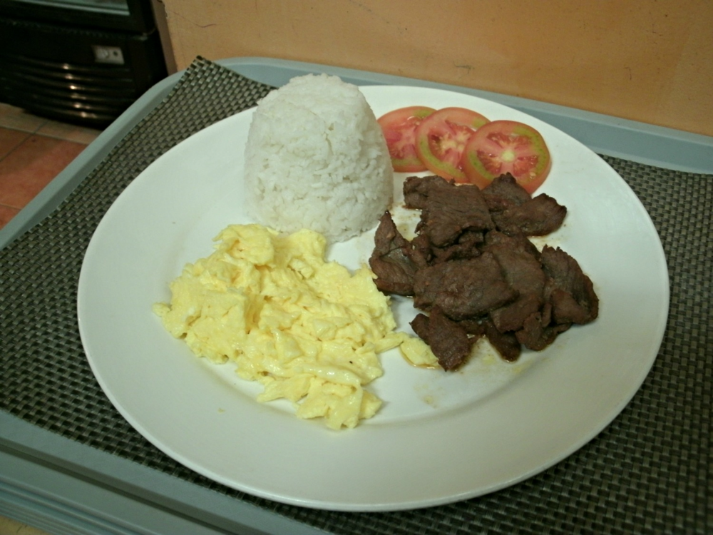 Filipino Breakfast
