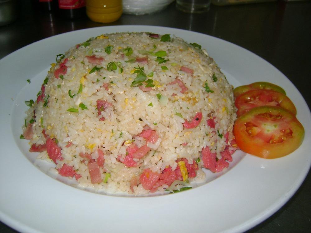 island fried rice