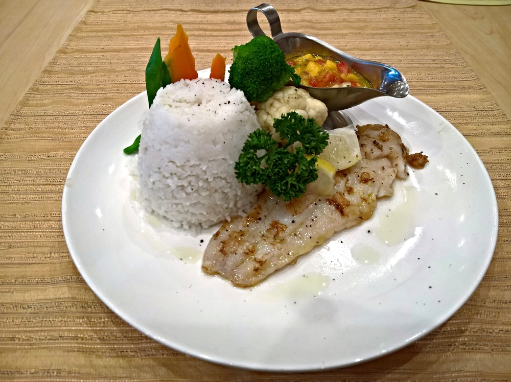 pacific dory fish fillet