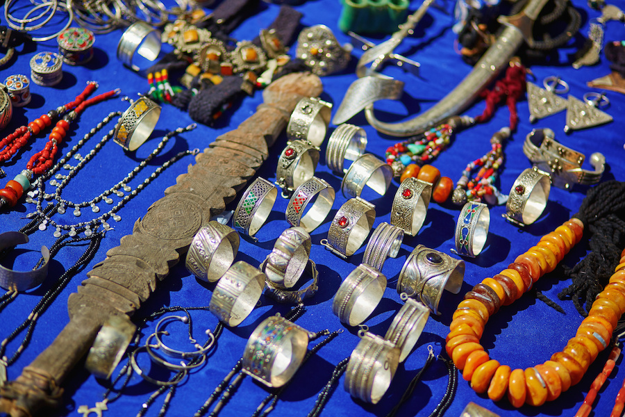 Moroccan Jewelry Kous Kous Moroccan Bistro