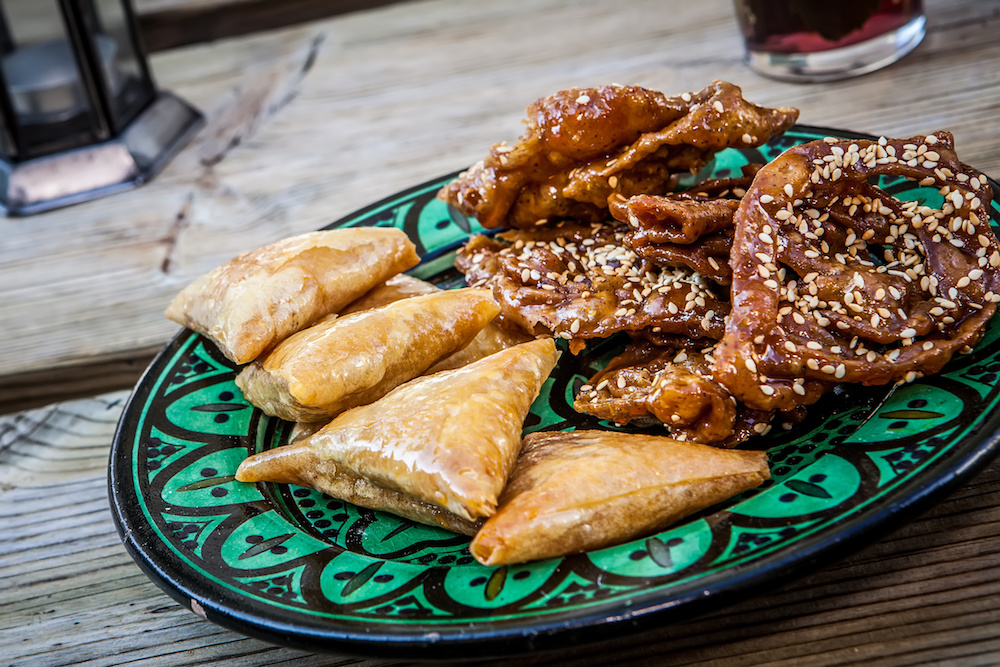 Moroccan desserts for every meal kous kous moroccan bistro moroccan desserts for every meal forumfinder Images